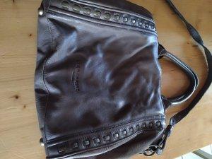 Liebeskind Handbag grey brown