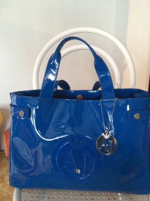 Armani Carry Bag blue