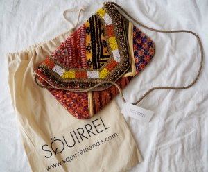 Tasche Boho Squirrel