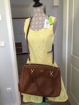 Tasche braun von COACH, hervorragend