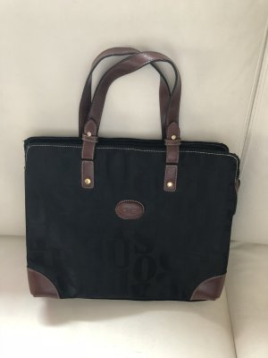 Tasche Business Shopper mit Muster