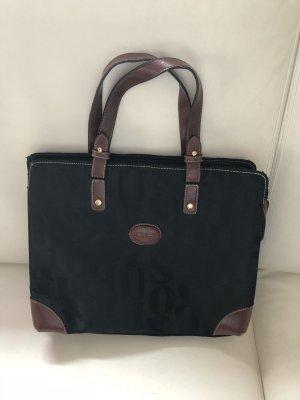 Tasche Business Shopper mit Muster