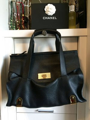 Tasche Chloé, echte Leder mit Gold Verschluss , fast neue