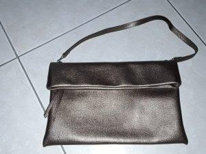Tasche/Clutch Metallic-Look