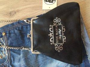 Tasche Clutch Von Vive Maria neu schwarz
