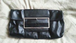 Tasche / Clutsch von Esprit, schwarz, so gut wie neu