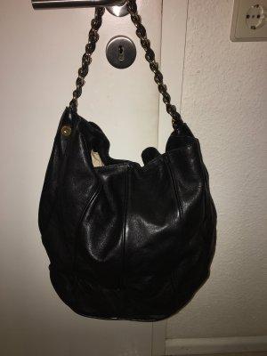 Tasche Coccinelle Leder schwarz