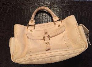 Tasche cremefarbend von Céline