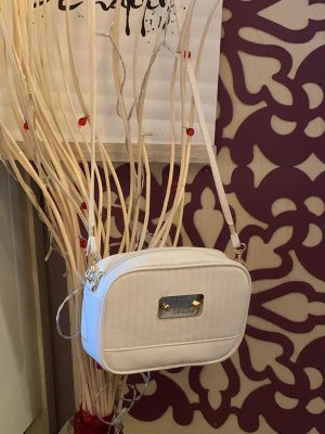 Tasche crossbody bright white