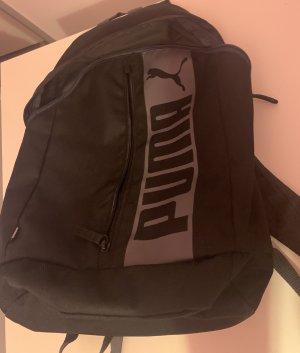 Puma Schoolrugzak zwart