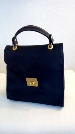 abro Handbag black-gold-colored