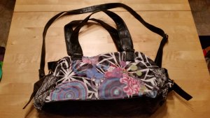 Desigual Carry Bag multicolored