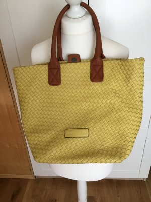 Fritzi aus preußen Shopper yellow-blue