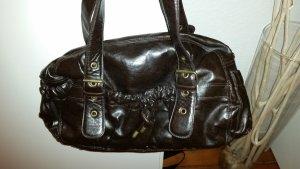 Tasche dunkelbraun von H&M