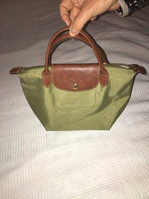 Longchamp Pouch Bag khaki