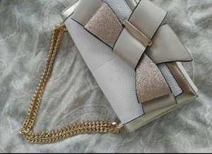 Carry Bag white-rose-gold-coloured
