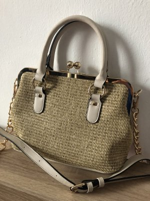 Accessorize Basket Bag gold-colored