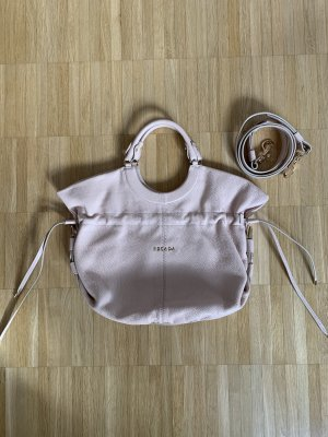 Escada Pouch Bag pink leather