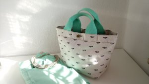 Fossil Handbag white-mint