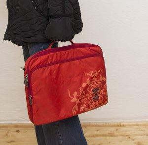 Tasche für Laptop, Notebook, Netbook, Tablet von aha, rot
