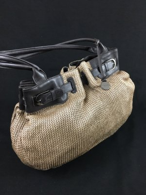 Marc O'Polo Frame Bag black brown-beige