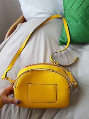 tasche gelb neuwertig