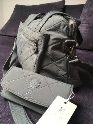 Kipling Carry Bag khaki mixture fibre