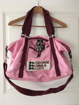 George Gina & Lucy Sac à main rose