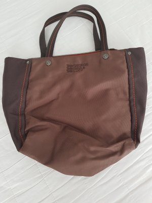 George Gina & Lucy Mini Bag brown-orange