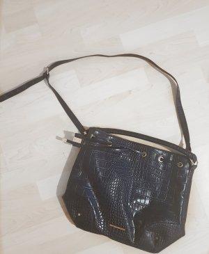Tasche Handtasche Beutel Beuteltasche von Orsay in blau