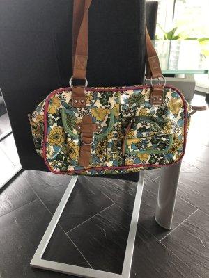 Tasche, Handtasche, bunt, wie neu