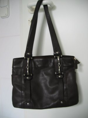 She Carry Bag brown leather