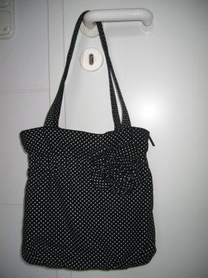 Zara Carry Bag white-black