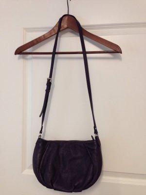 Tasche Handtasche MOP Marc o Polo lila Leder neu