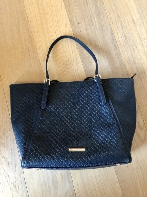 Tasche Handtasche Shopper dunkelblau Tommy Hilfiger