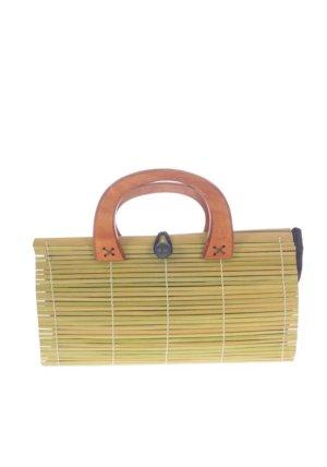 Tasche Handtasche Stroh True Vintage