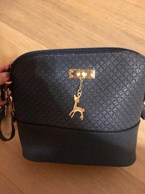 Tasche Handtasche Umhängetasche blau NEU
