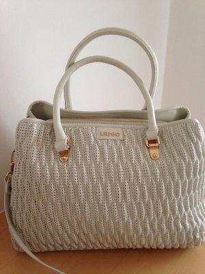 Liu jo Handbag cream imitation leather