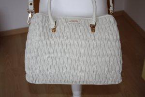 Tasche, Handtasche, von Liujo, neu, Farbe: Dunkel-Creme