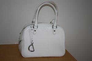 Tasche, Handtasche, von Ralph Lauren, in Weiß