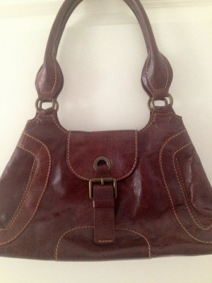 Tasche Henkeltasche Leder baun von Coccinelle wie neu