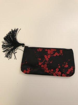 Canvas Bag black-red