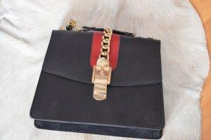 Tasche im Gucci Stil Echtleder