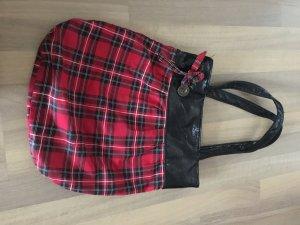 Tasche im Karomuster