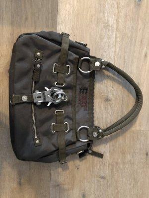 Tasche in Grün/Khaki