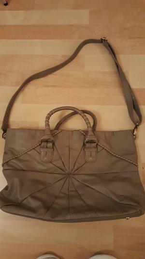 Tasche in khaki von Zara