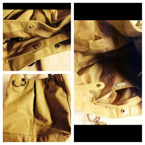 Tasche in Nude Beige