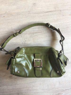 Tasche in olivgrün/unbenutzt