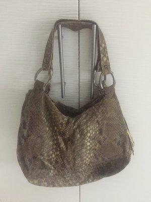 Tasche in Reptiloptik