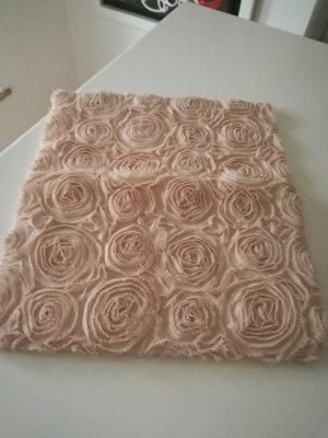 H&M Stoffen tas rosé